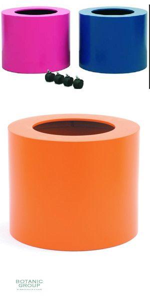 Kunststoff  Pflanzgefäss Creativ line mit Rand