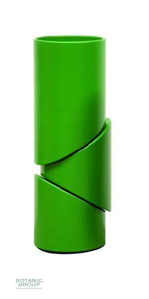 Kunststoff  Pflanzgefäß Triplestar