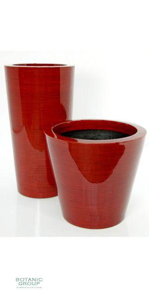 Planter High-Gloss Struktur