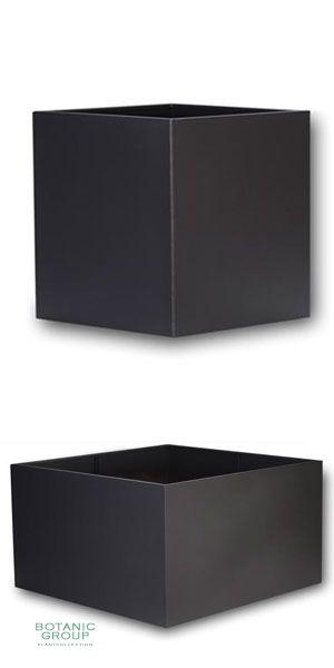 Aluminium vessel Designline Basic Cube