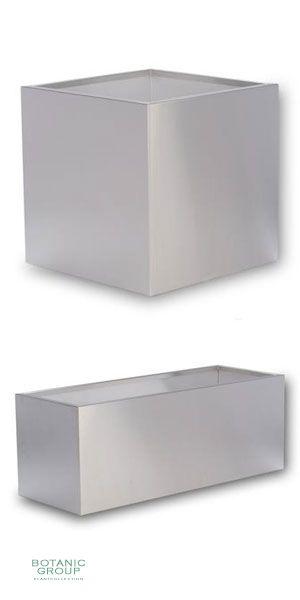 Steel vessel Designline Basic Cube