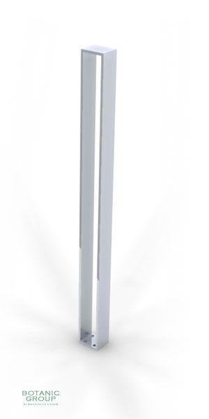 Stainless steel bollards SLC01