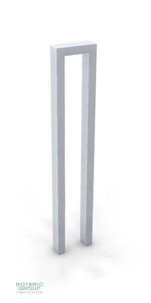 Stainless steel bollards SLC03