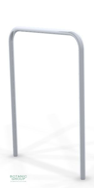Stainless steel bicycle rack SLC02