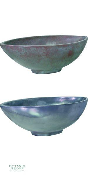 Kunststoff  Pflanzgefäß Loft-Trend Bowl, Pflanzschale