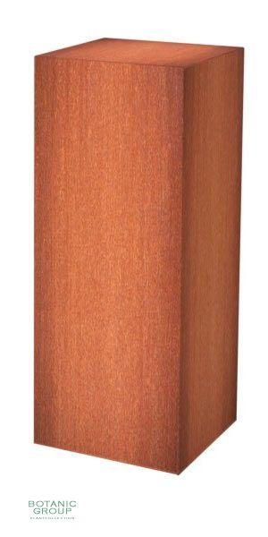 Corten steel Deko column Designline