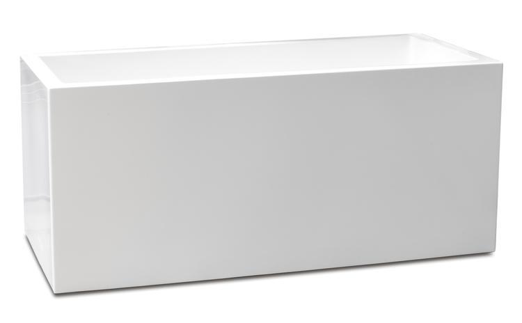 PREMIUM BLOCK room divider flat in white