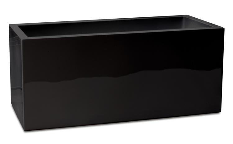 PREMIUM BLOCK room divider flat in black