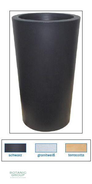 Kunststoff  Pflanzgefäß Colonnade