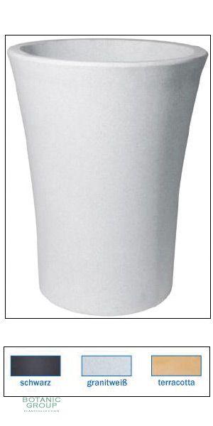 Kunststoff  Pflanzgefäß Casa Line