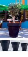 Kunststoff- Pflanzgefäß S.L.A. EDGE