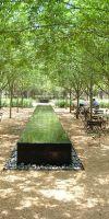 Water table, design well Cortensteel rectangle
