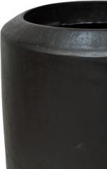 LOFT XL Planter in black iron
