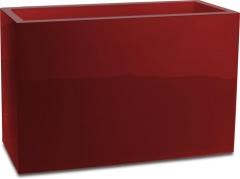 PREMIUM BLOCK room divider flat in ruby red