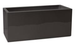 PREMIUM BLOCK room divider flat in anthracite grey