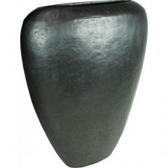 LOFT room divider in black iron