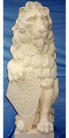 Lion Sculptues
